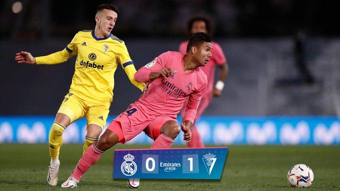Jövő héten témazáró (Real Madrid – Cadiz)