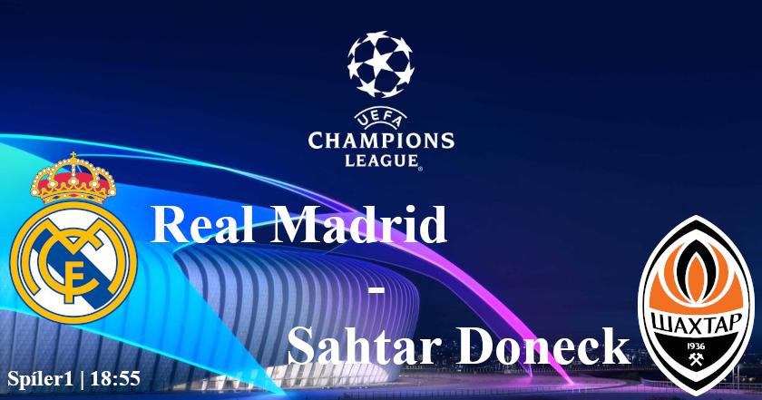 A donecki csata | Real Madrid – Sahtar Doneck