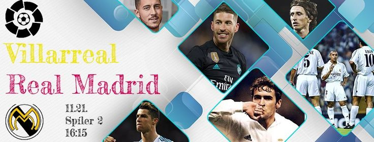 Skizofrén beharangozó (Villarreal – Real Madrid)