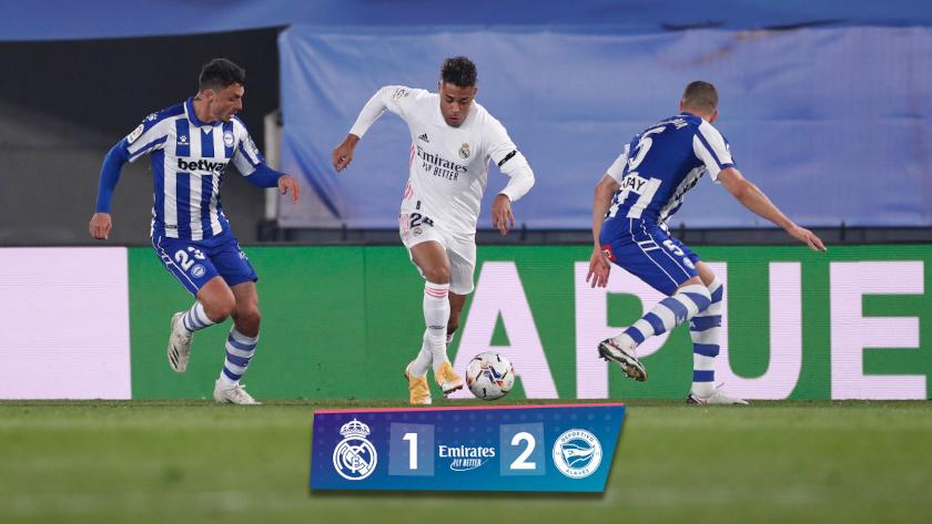 Real Madrid – Alaves összefoglaló