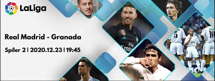 Utánkövetés (Real Madrid – Granada)