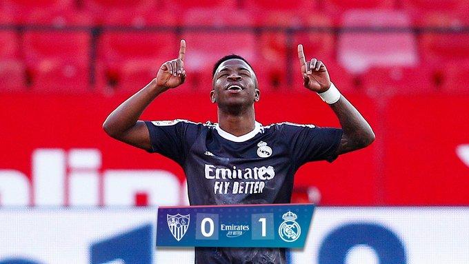 győzelem… (Sevilla-Real Madrid)
