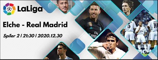 Évzáró: Elche – Real Madrid (Beharangozó)