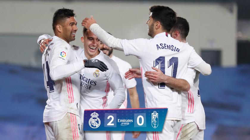 Bejglikóma | Real Madrid – Granada összefoglaló