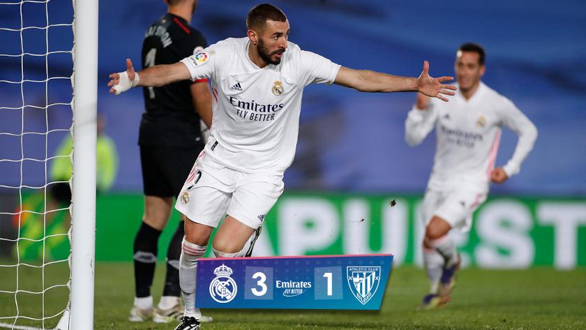 Real Madrid - Athletic Bilbao összefoglaló nyitókép
