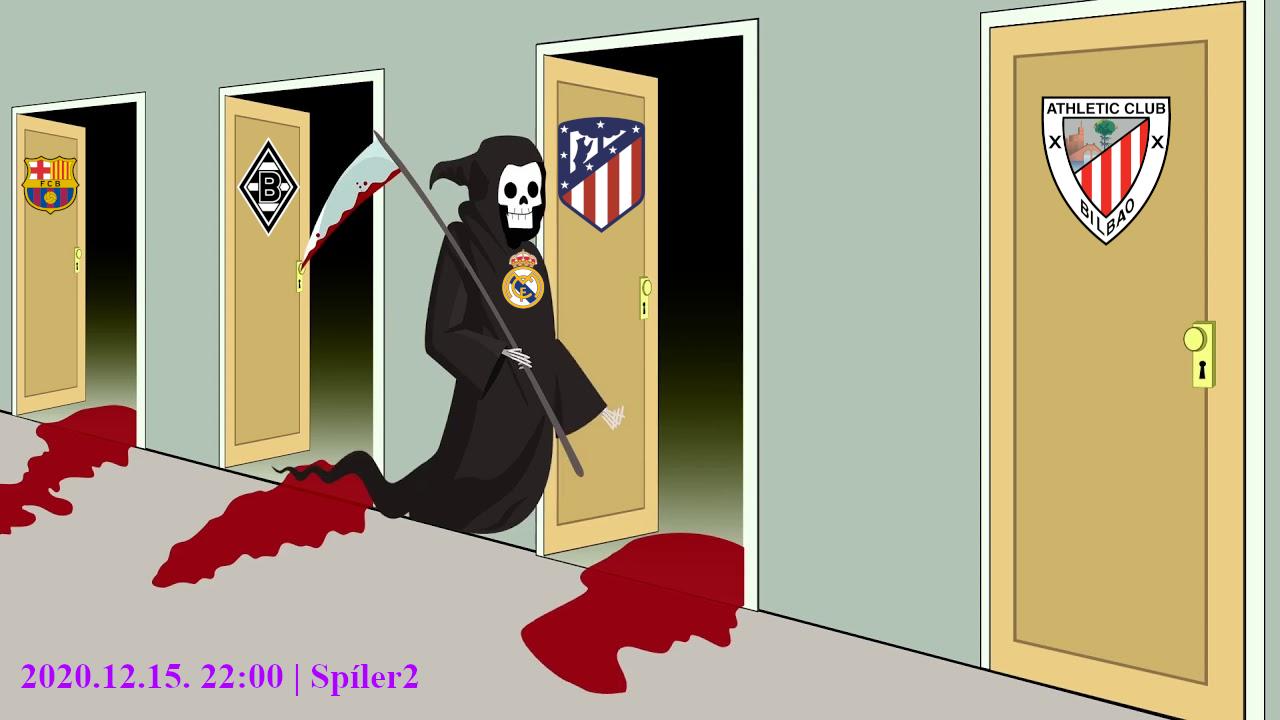 Real Madrid - Athletic Bilbao beharangozó nyitókép