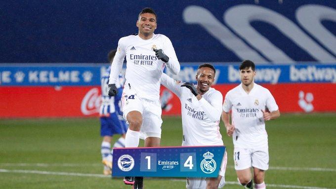 Győzelem, sörrel (Alaves – Real Madrid)