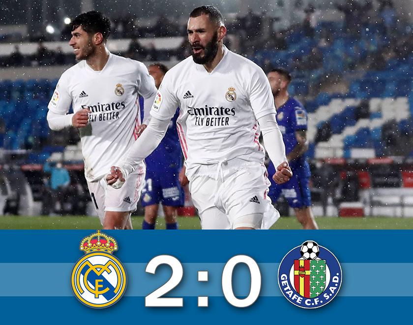 Újabb tanulságok: Real Madrid – Getafe összefoglaló