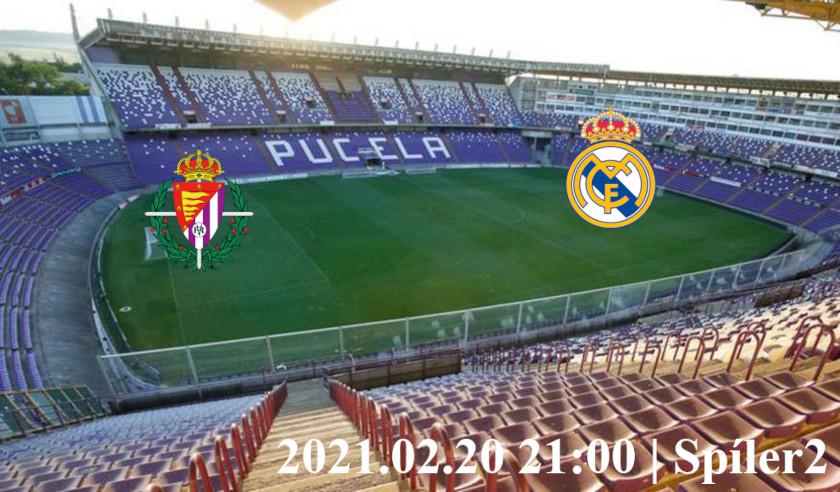 Valladolid – Real Madrid beharangozó