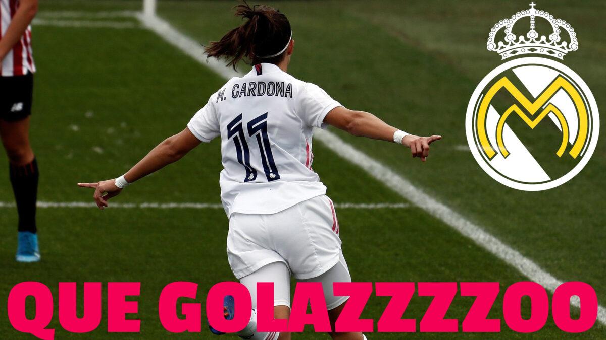 Videó: Marta Cardona gyönyörű gólja