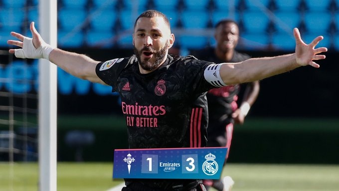 A legZidane-abb meccs valaha (Celta Vigo-Real Madrid)