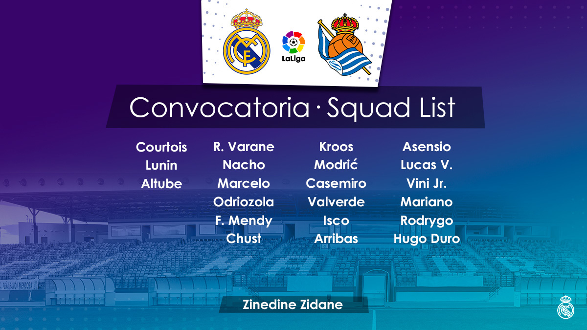 Real Madrid – Real Sociedad előzetes kommentfogó