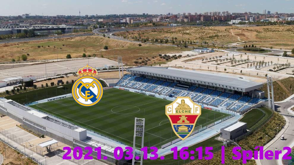 Real Madrid – Elche beharangozó | Kedvenceim