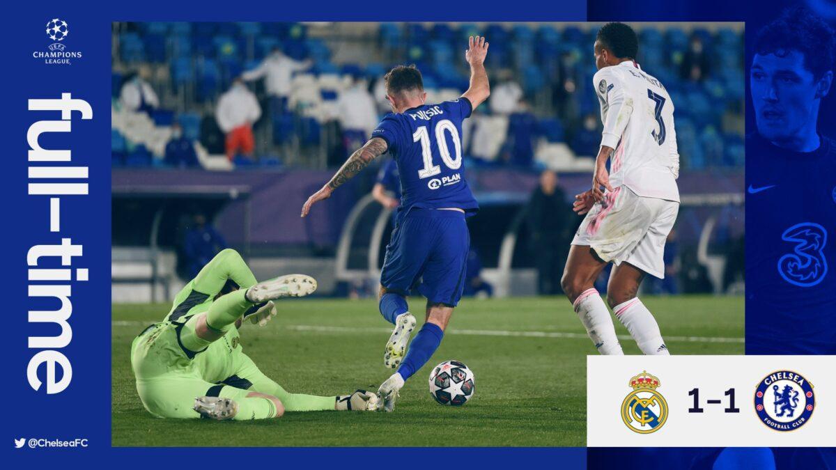 Lefocizva, de életben | Real Madrid – Chelsea
