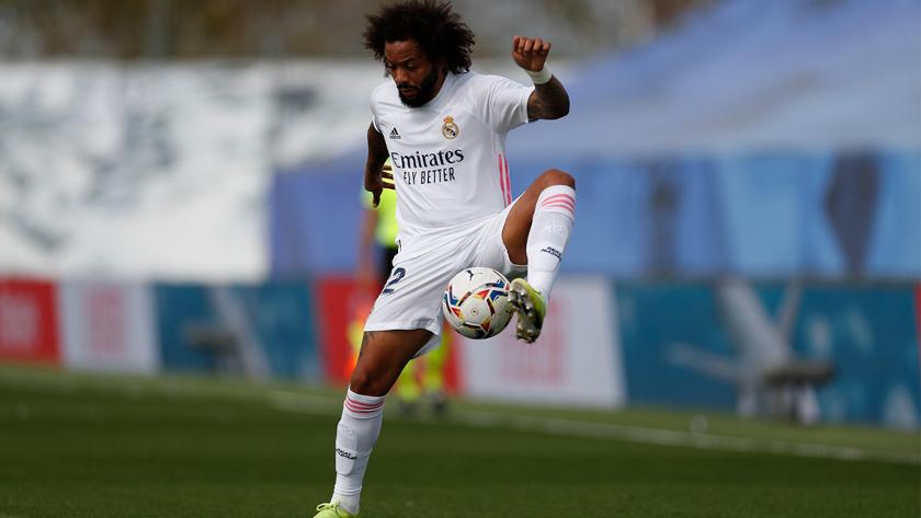 Real Madrid - Eibar összefoglaló Marcelo