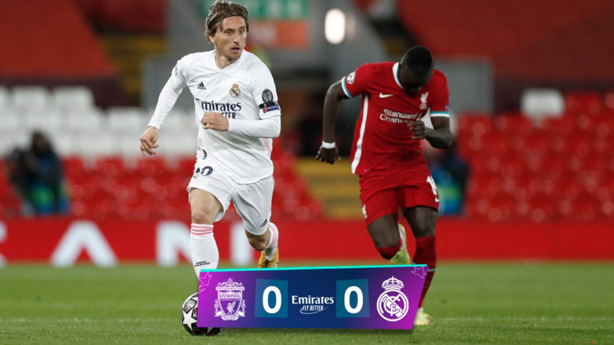 Amikor a cél szentesíti az eszközt: Liverpool – Real Madrid (Összefoglaló)