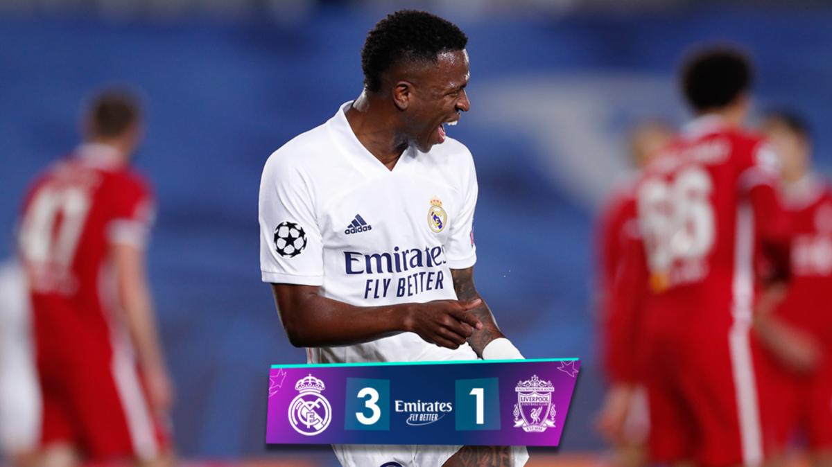 Felnőni a feladathoz: Real Madrid – Liverpool (Összefoglaló)