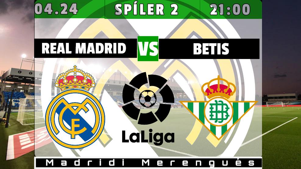 Sokgólos nulla-nulla (Real Madrid-Betis)