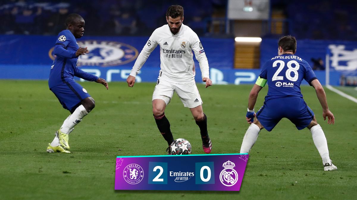 Kontrollált mészárlás | Chelsea – Real Madrid