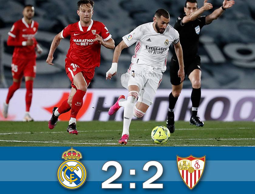 VAR-iációk egy témára – Real Madrid – Sevilla összefoglaló
