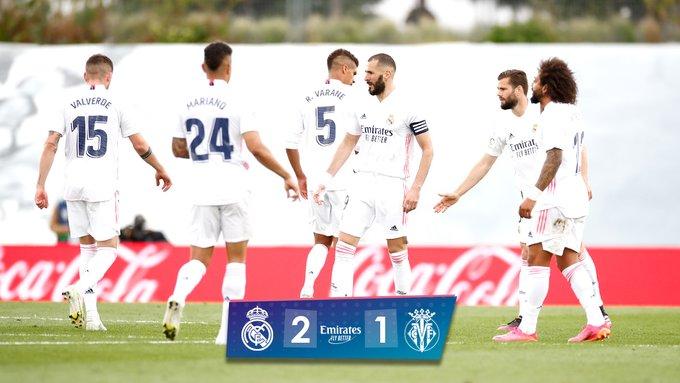 Nem mi akartuk jobban (Real Madrid – Villarreal)