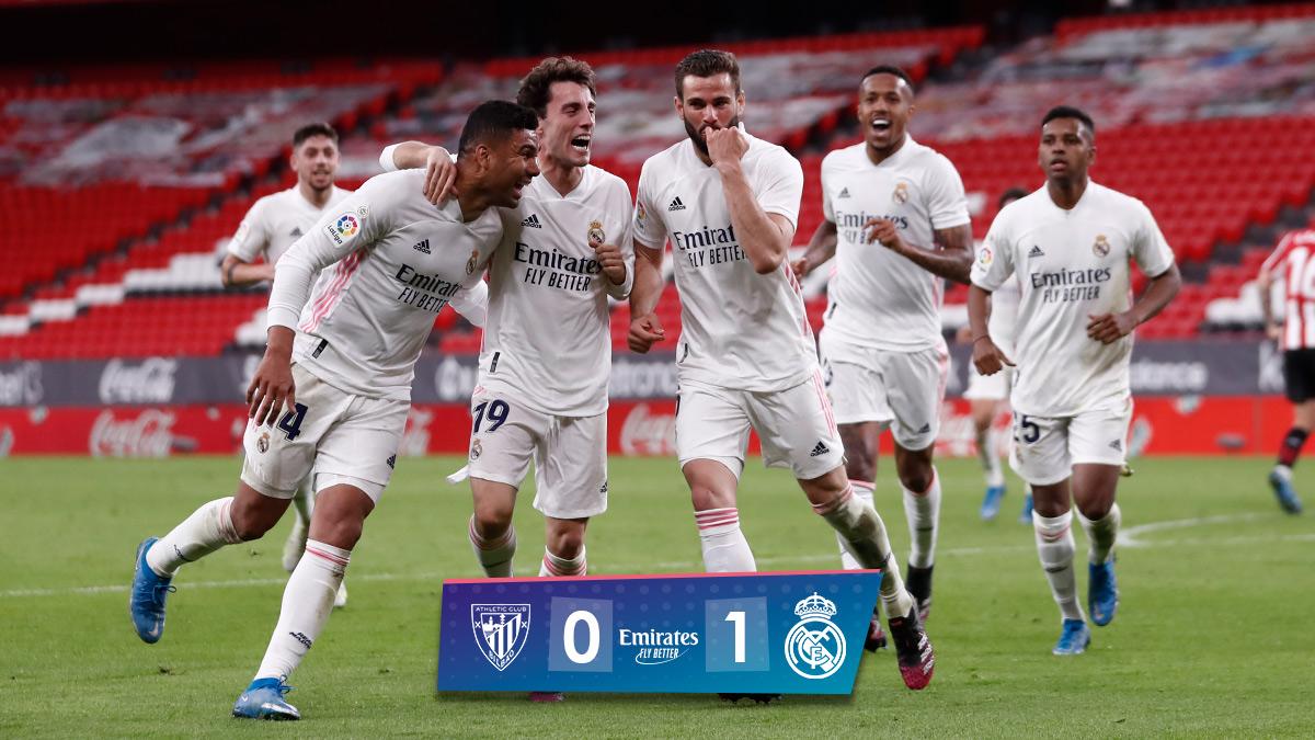 Bilbao – Real Madrid összefoglaló | Az akarat győzelme