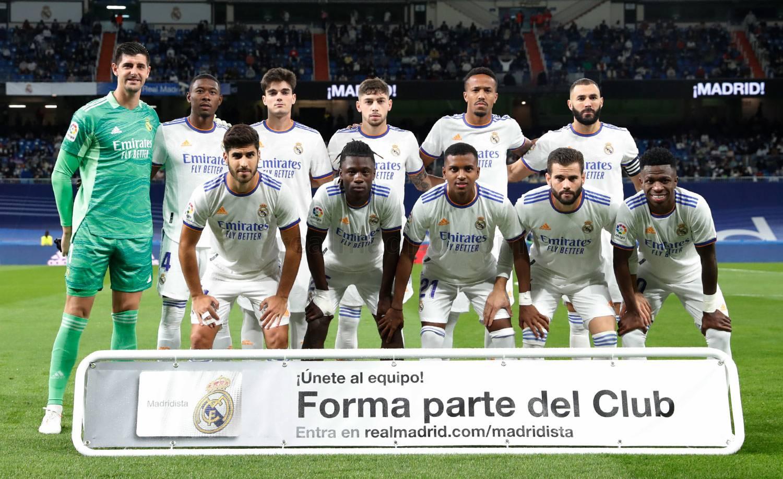 Real Madrid - Mallorca összefoglaló kezdő tizenegy