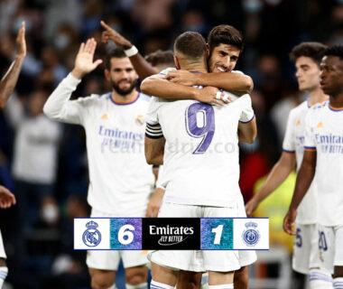 Real Madrid - Mallorca összefoglaló nyitókép