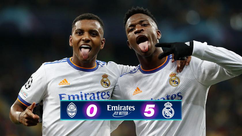 Sahtar Doneck - Real Madrid összefoglaló nyitókép